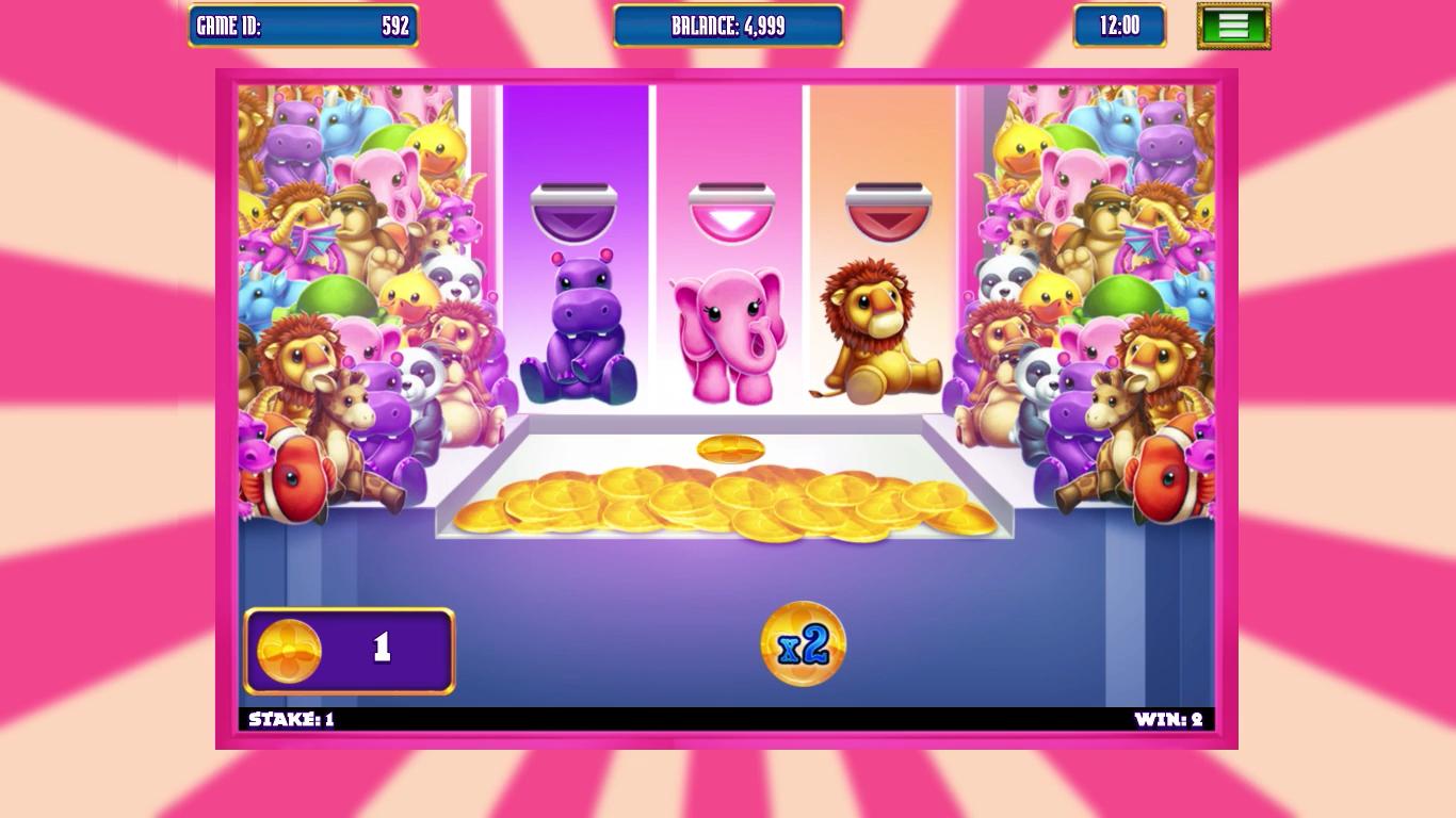 Fluffy Favourites Slingo Slot Bonus Game