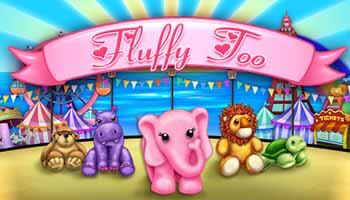Fluffy Too Slot Game UK lOGO