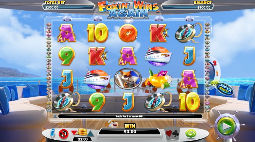 Foxin' Wins Again Slot Gameplay