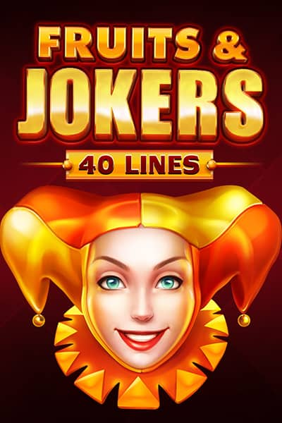 Fruits & Jokers: 40 Lines Slot Logo Thor Slots