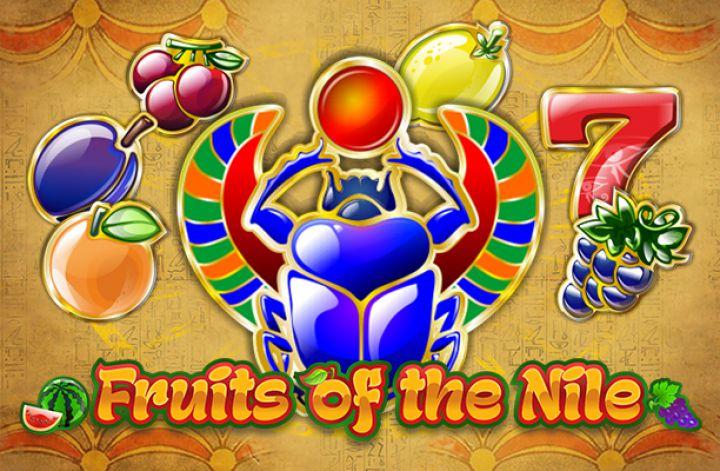 Fruits of the Nile Slot Logo Thor Slots