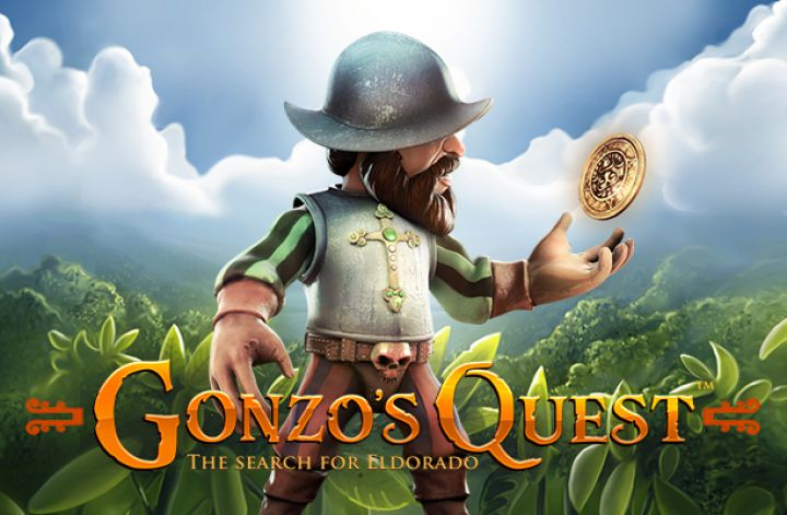 Gonzo's Request logo slot