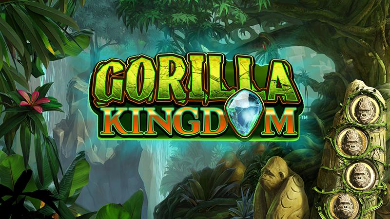Gorilla Kingdom Slot Thor Slots