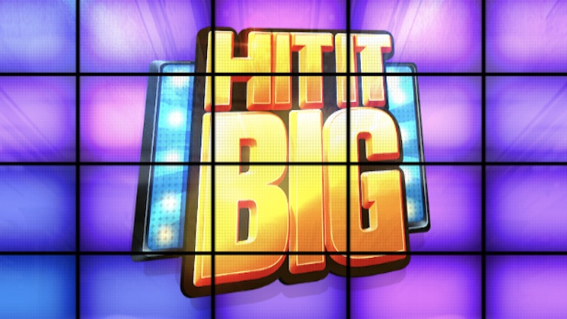 Hit it Big slot game Logo