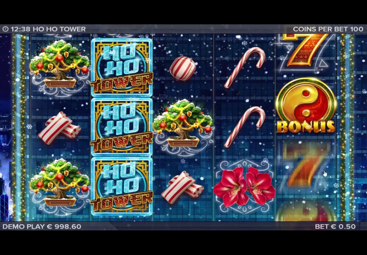 Ho Ho Tower Free Slots