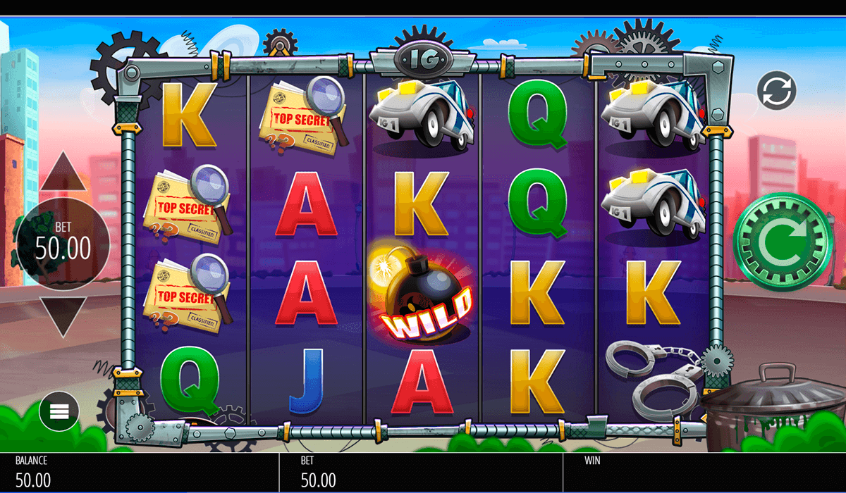 Inspector Gadget Slot Game