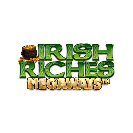 Irish Riches Megaways Jackpot King Slot Logo Thor Slots