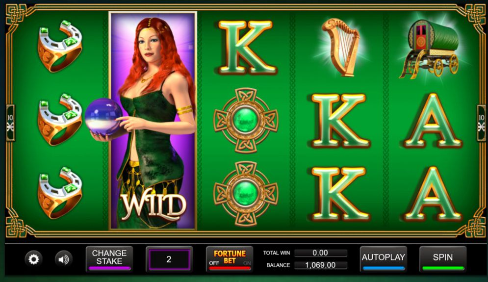 Irish Fortune Slots Gameplay