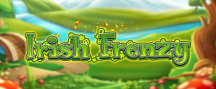 Irish Frenzy Slot Logo Thor Slots