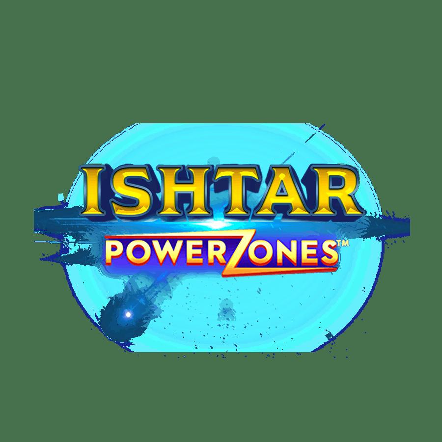 Ishtar Power Zones Slot Banner