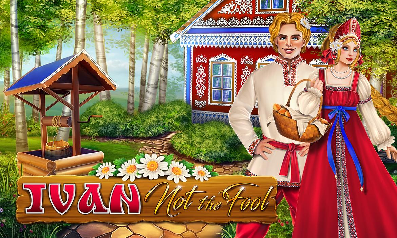 Ivan Not the Fool Slot Logo Thor Slots