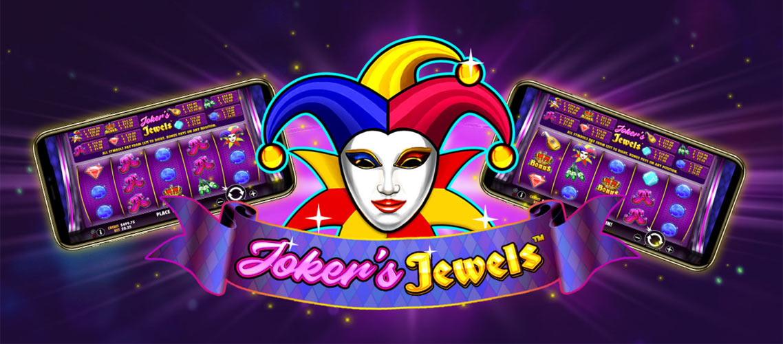 Joker's Jewels Slot Thor Slots