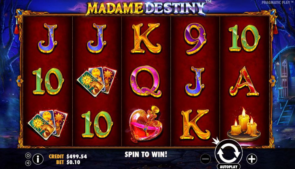 Madame Destiny Casino Game Thor Slots