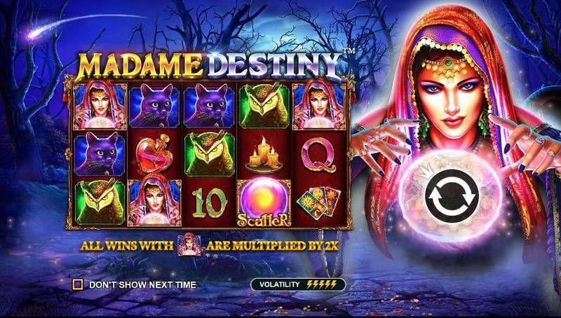 madame destiny mobile