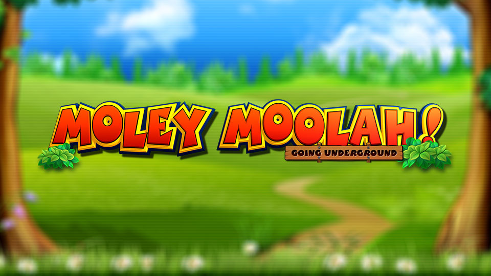 Moley Moolah Slot Logo Thor Slots