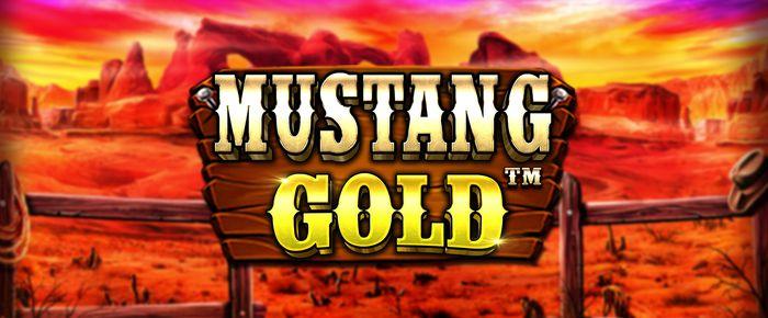 Mustang Gold Slot Logo Thor Slots