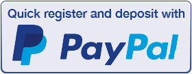 Deposits with Paypal