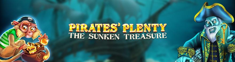 Pirates Plenty Slot Logo Thor Slots
