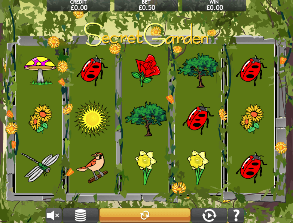 Secret Garden 2 Slot Game