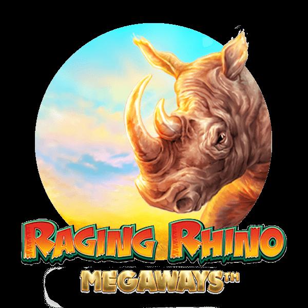 Raging Rhino MegaWays Slot Thor Slots