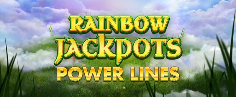 Rainbow Jackpots Power Lines Slot Thor Slots
