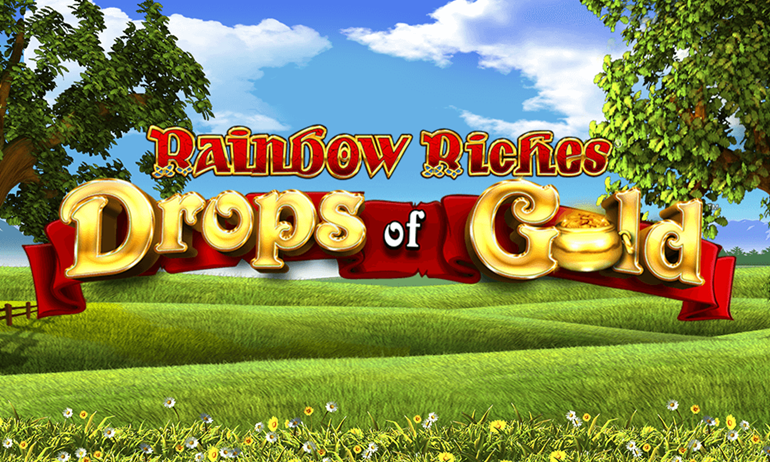 Rainbow Riches: Drops of Gold Slot Thor Slots