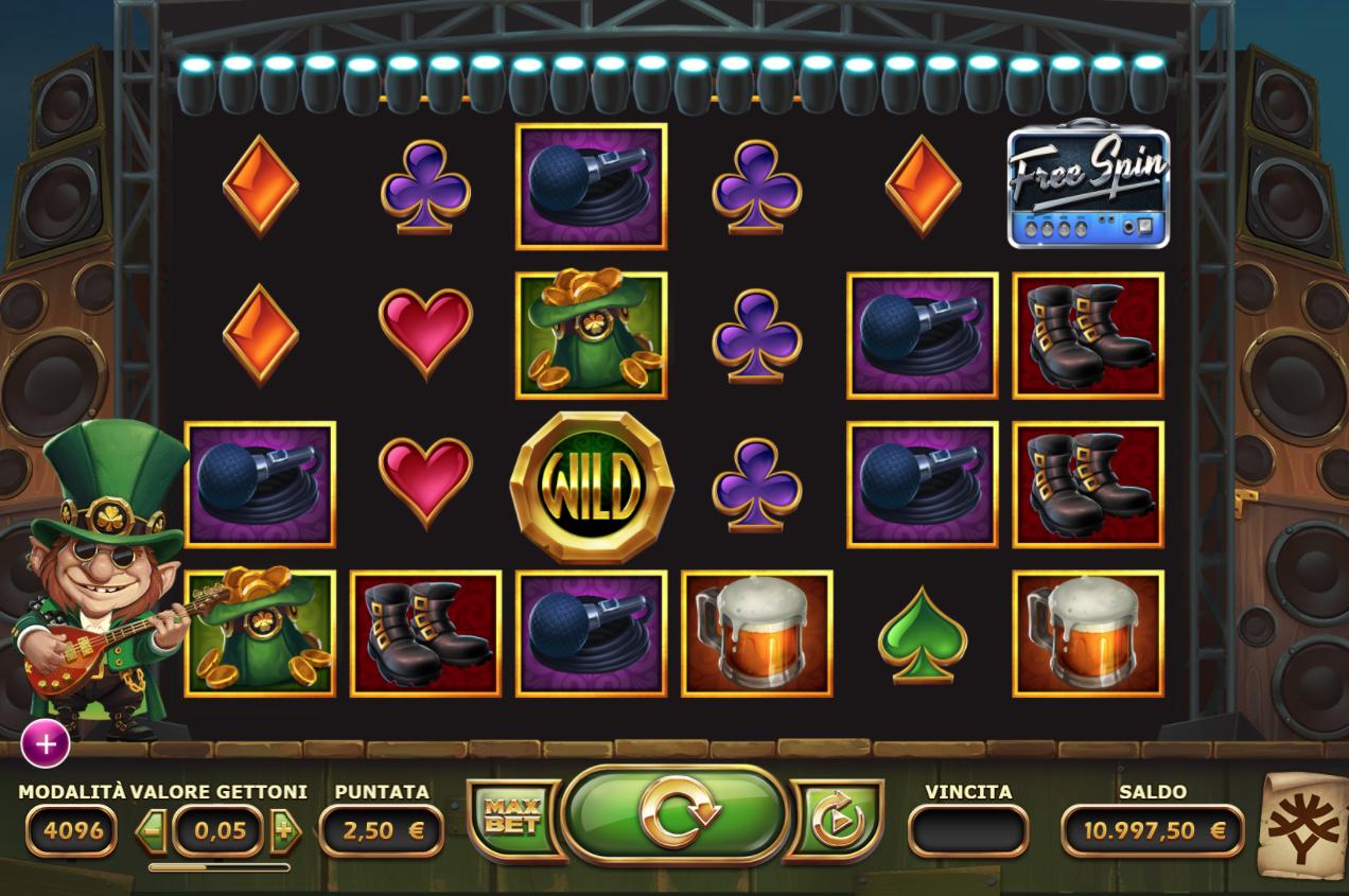 Play Rainbow Ryan Slot Game