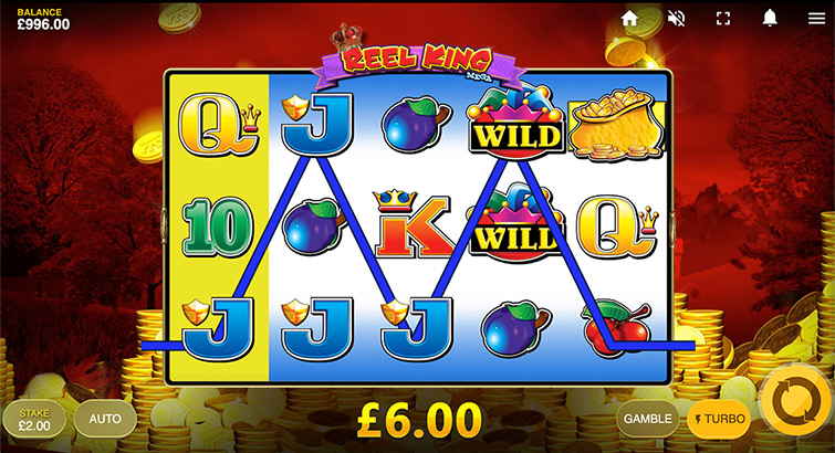 Reel King Mega Slots Online