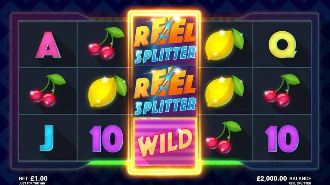Reel Splitter Slot Game