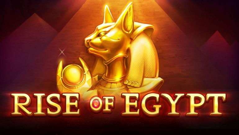Rise of Egypt Slot Thor Slots