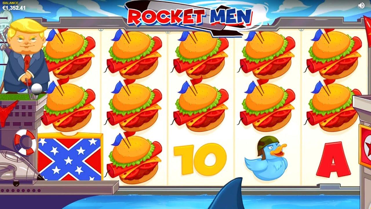 Rocket Men Free Slots