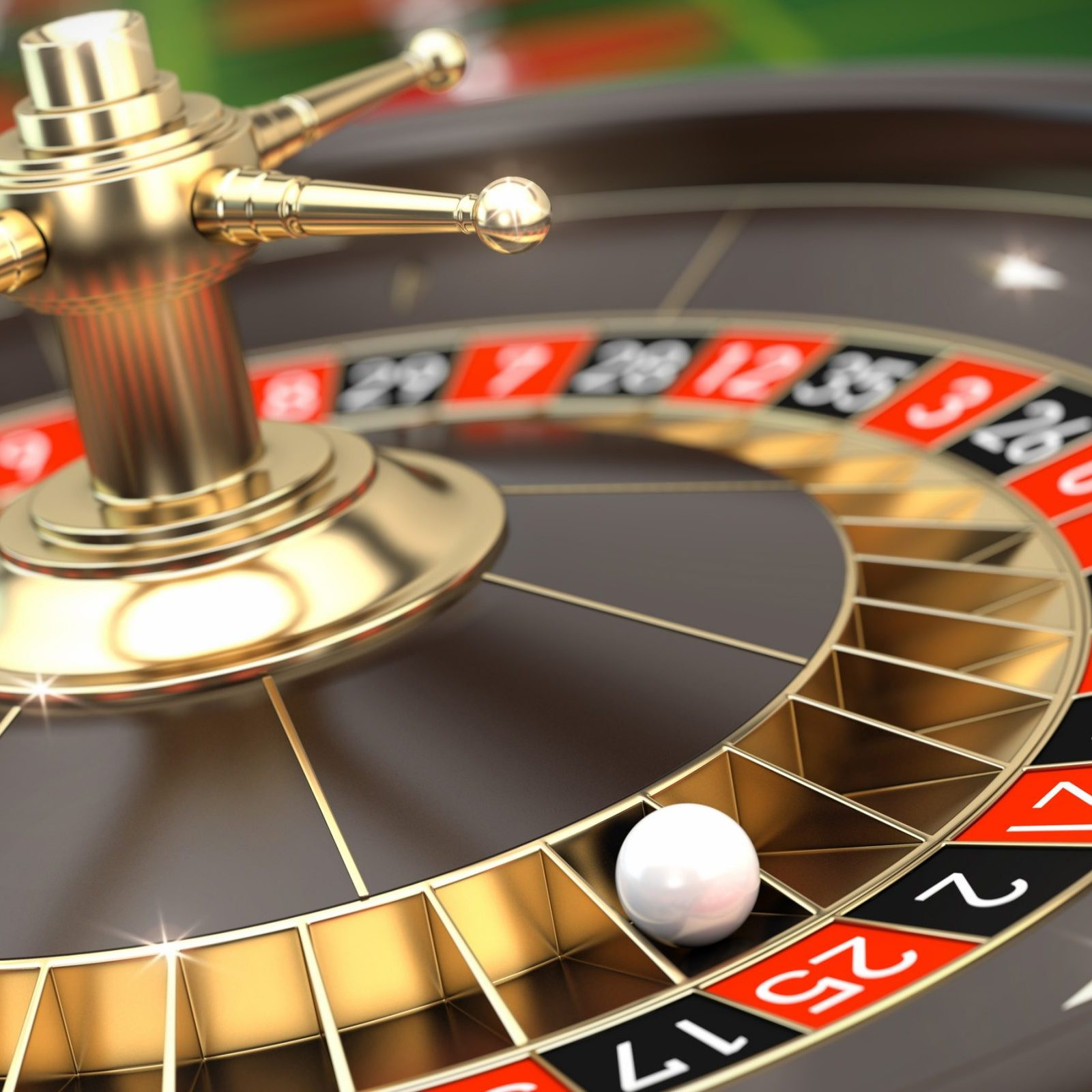 Roulette Wheel Ball Image