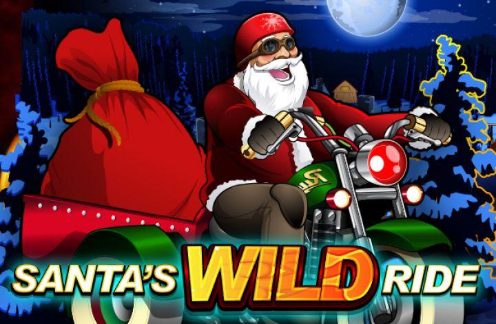 Santa's Wild Ride Slot Thor Slots