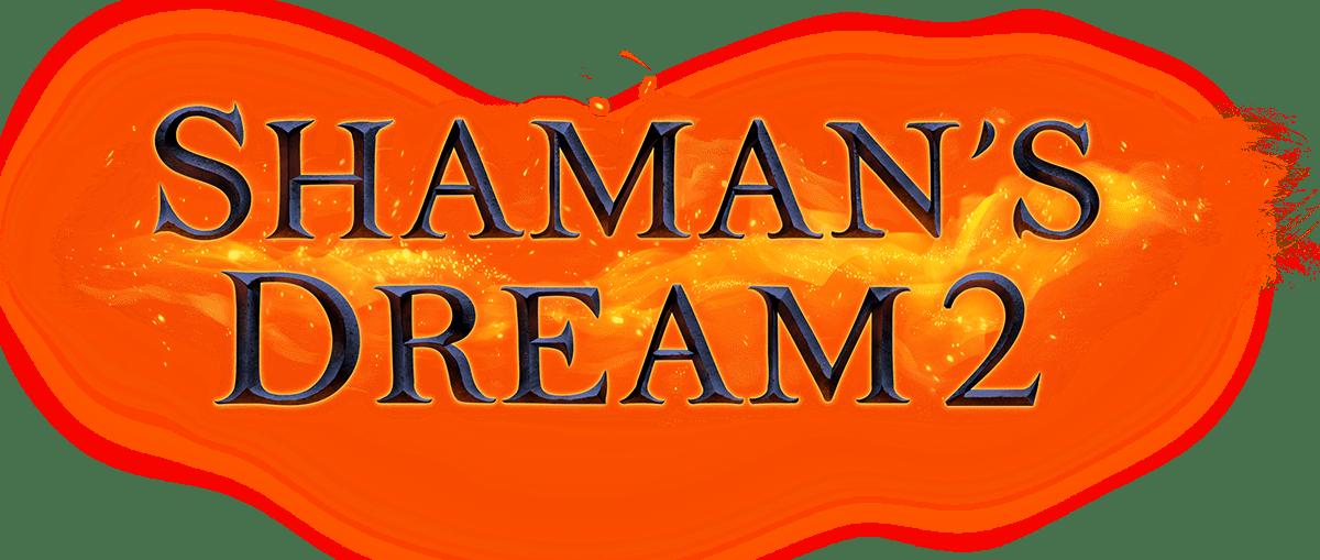 Shaman's Dreams 2 Slot Logo Thor Slots