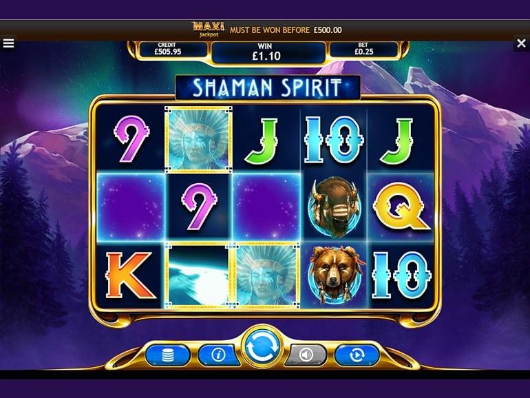 Shaman Spirit Free Slots