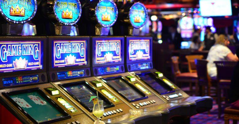 slot games machine