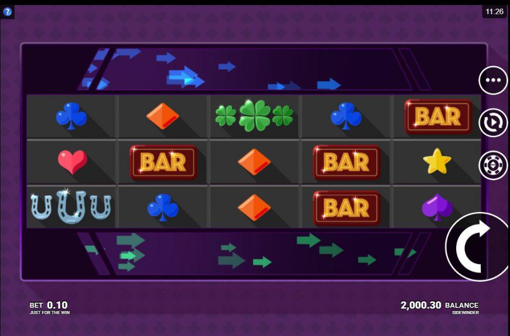 Sidewinder Slot Game
