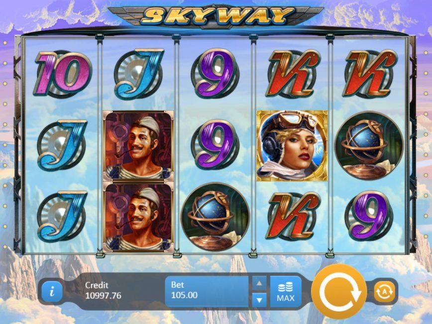 Sky Way Free Slots