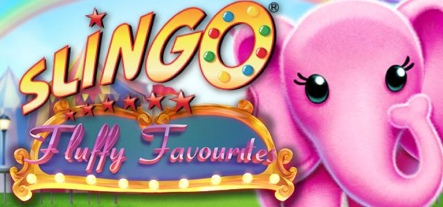 Fluffy Favourites Slingo Slots Logo Thor Slots