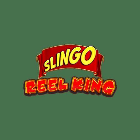 Slingo Reel King Slot Banner