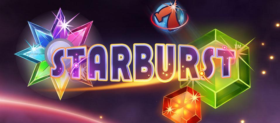 The Starburst Game Logo