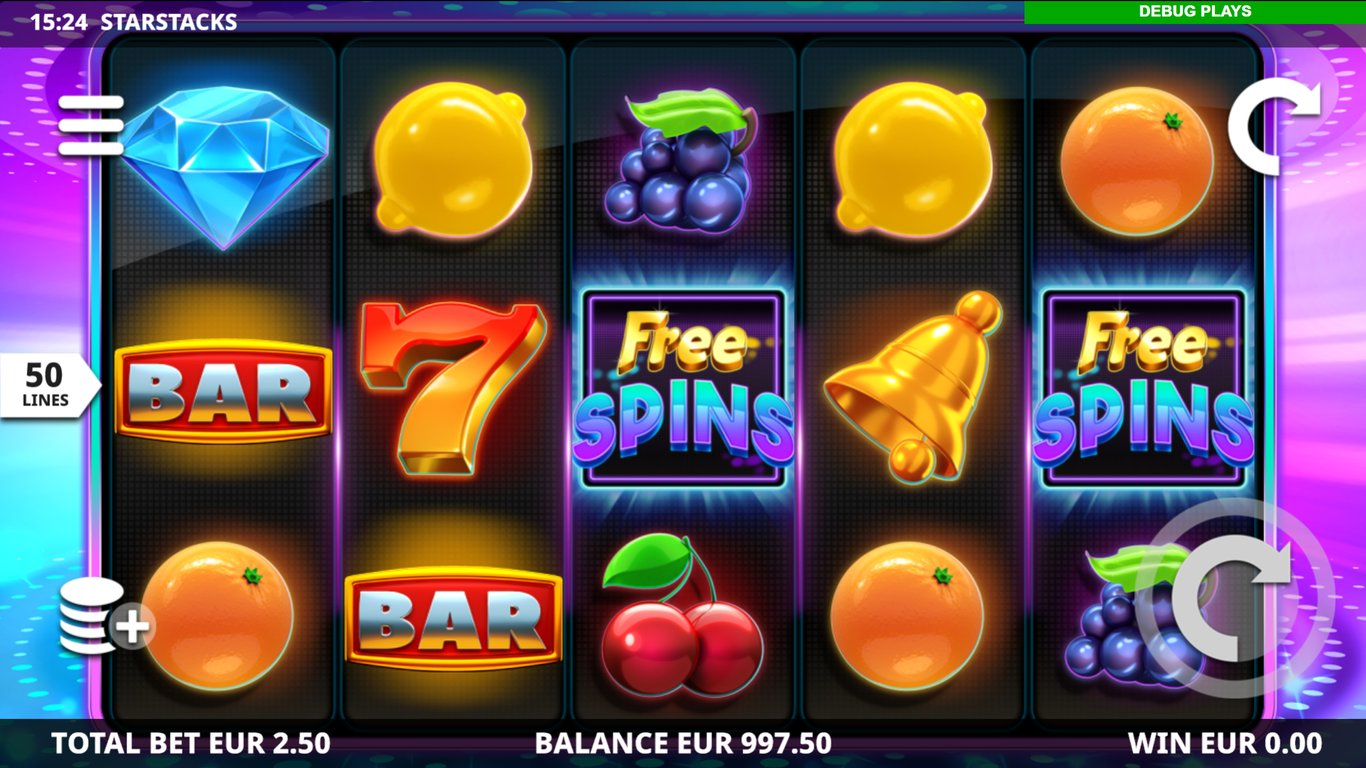 Star Stacks Slot Game
