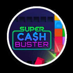 Super Cash Buster Slot Banner