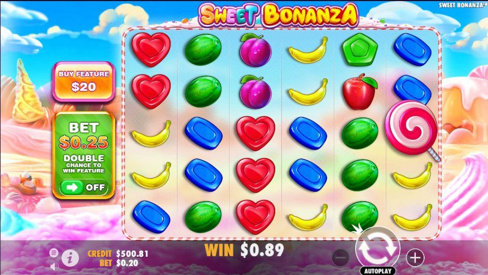 Sweet Bonanza Slots Online