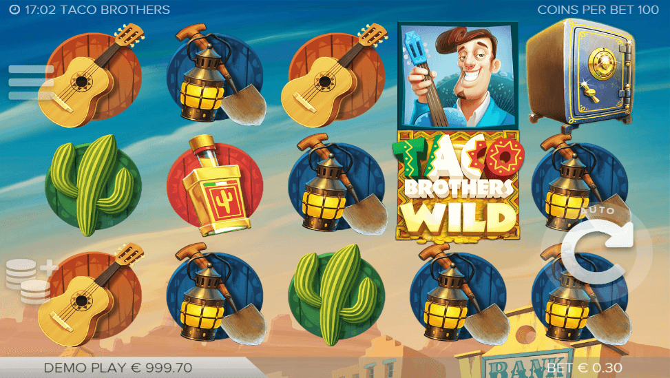 Taco Brothers Slot Games