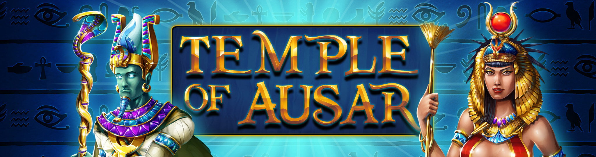 Temple of Ausar Jackpot Slot Thor Slots