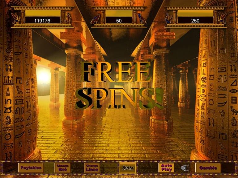 Temple of Iris Jackpot Free Slots