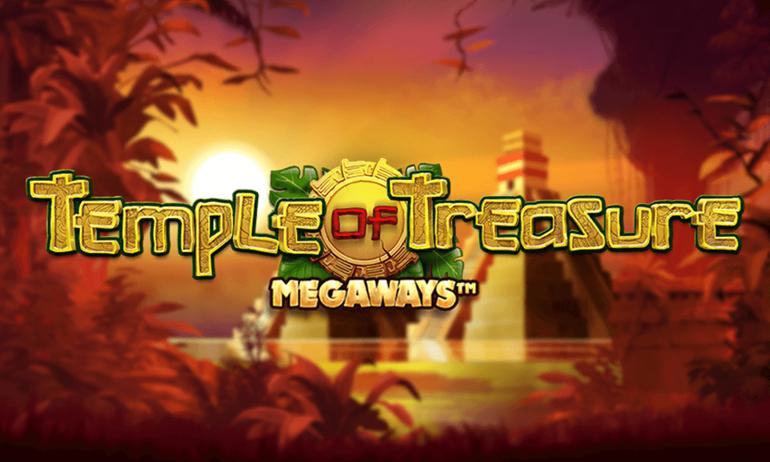 Temple of Treasure MegaWays Slot Thor Slots