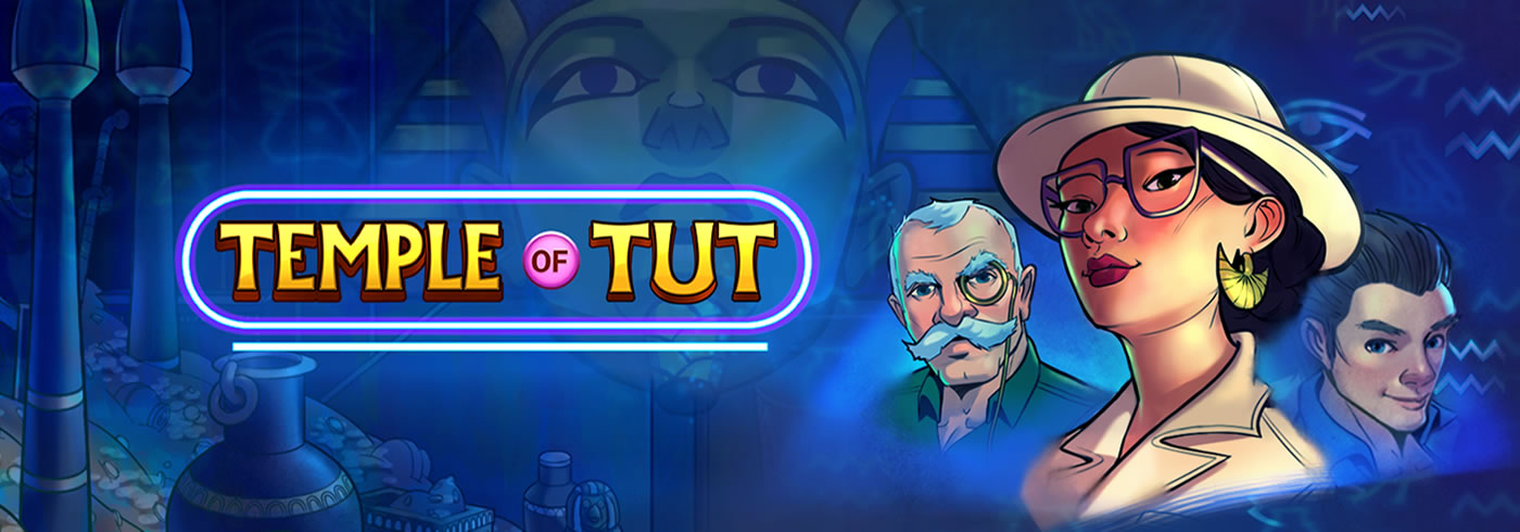 Temple of Tut Slot Thor Slots