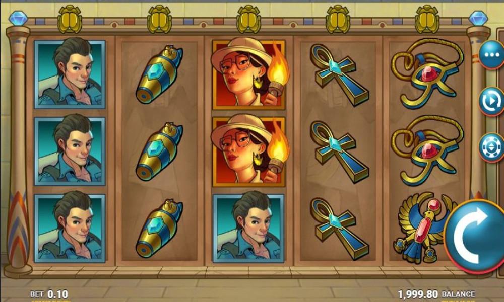 Temple of Tut Slot Games